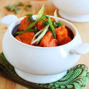 Cardamom Tofu Curry