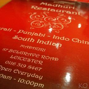 Popat's Madhuri Restaurant- Leicester