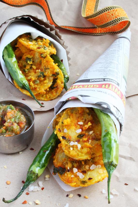 Crispy Potato Bhajia (3)