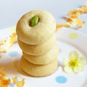 Nankhatai: Spiced Biscuits for Tea