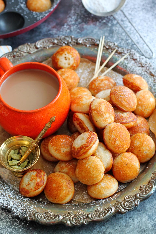 Quick & Fluffy Vitumbua - Tanzanian Coconut Doughnuts