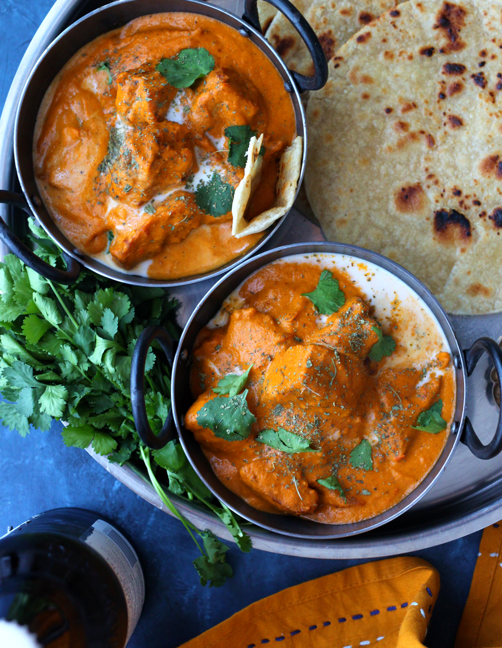 Vegan Butter Chick'n Curry