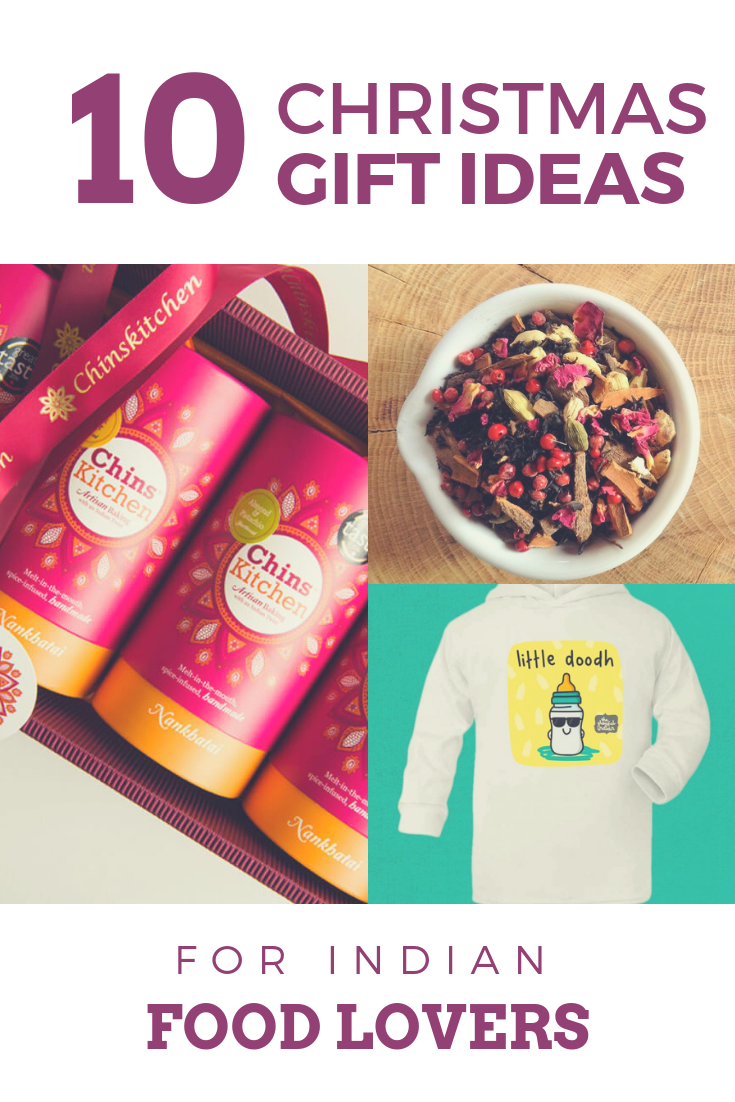 17 Perfect Christmas Gifts for the Indian Food Lover in Your Life