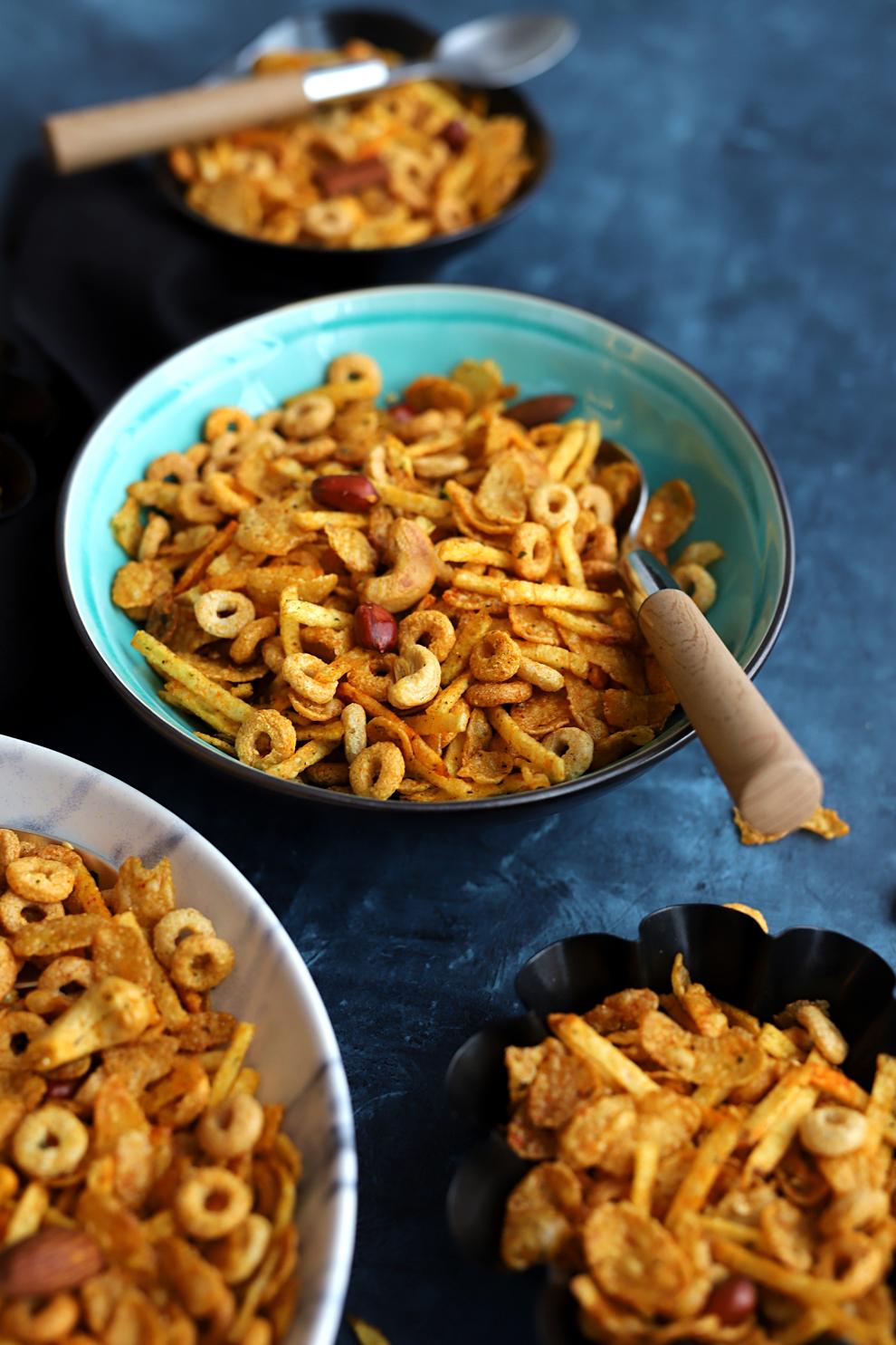 Easy Cereal Chevdo