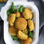 Easy Paneer & Vegetable Tikkis