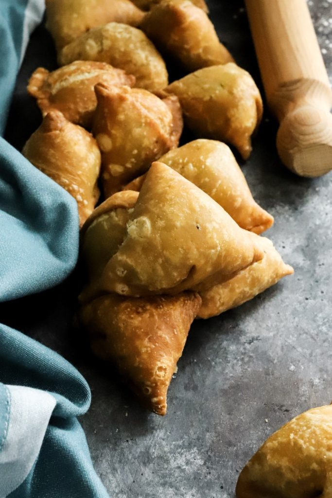 How to Make The Best Vegetable Samosas
