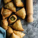 The Best Vegetarian Samosas