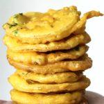 Crispy Potato Bhajia recipe