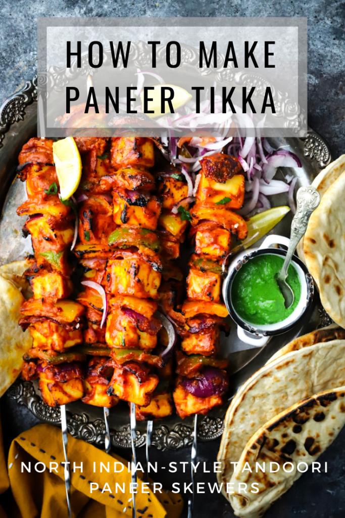 Restaurant-Style Paneer Tikka