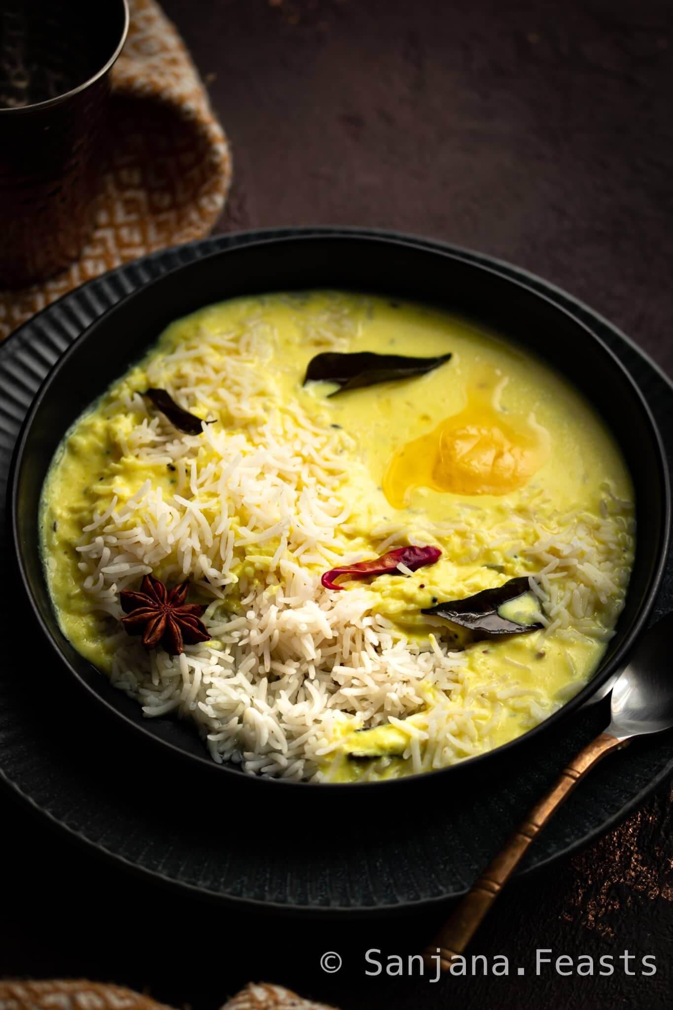 How to make Gujarati Kadhi