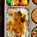 Gujarati Dal Bhaat recipe