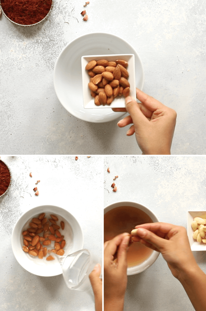 How to melt ghee for Halwa