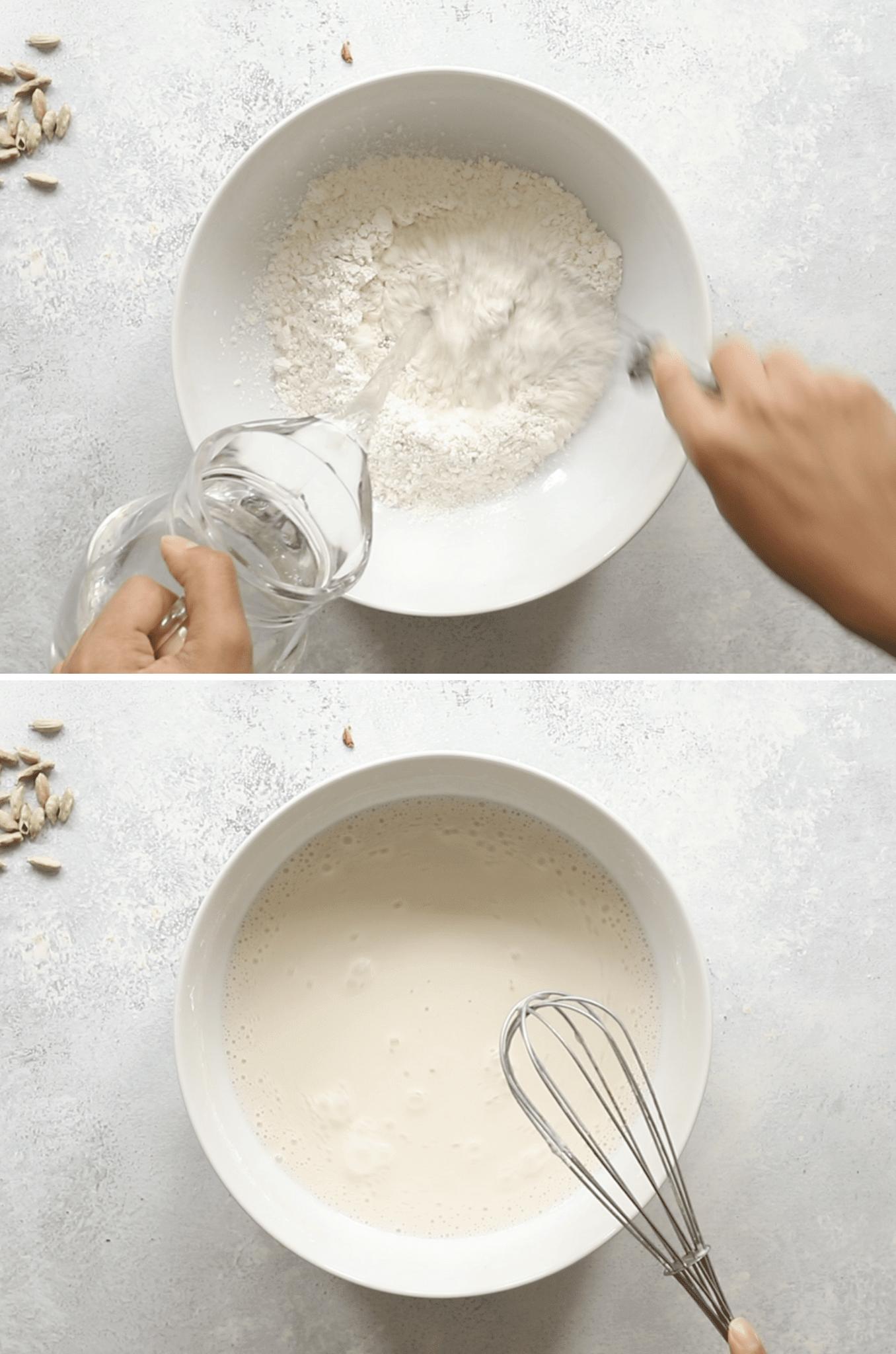 Tapioca starch for Malindi Halwa