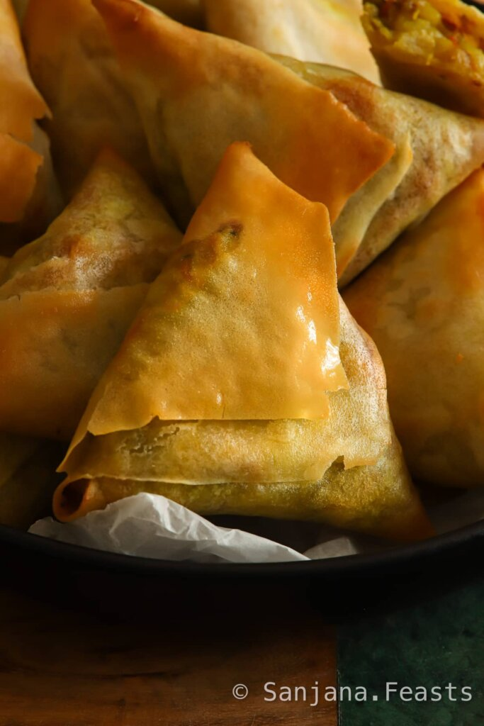 How to make samosas in air fryer