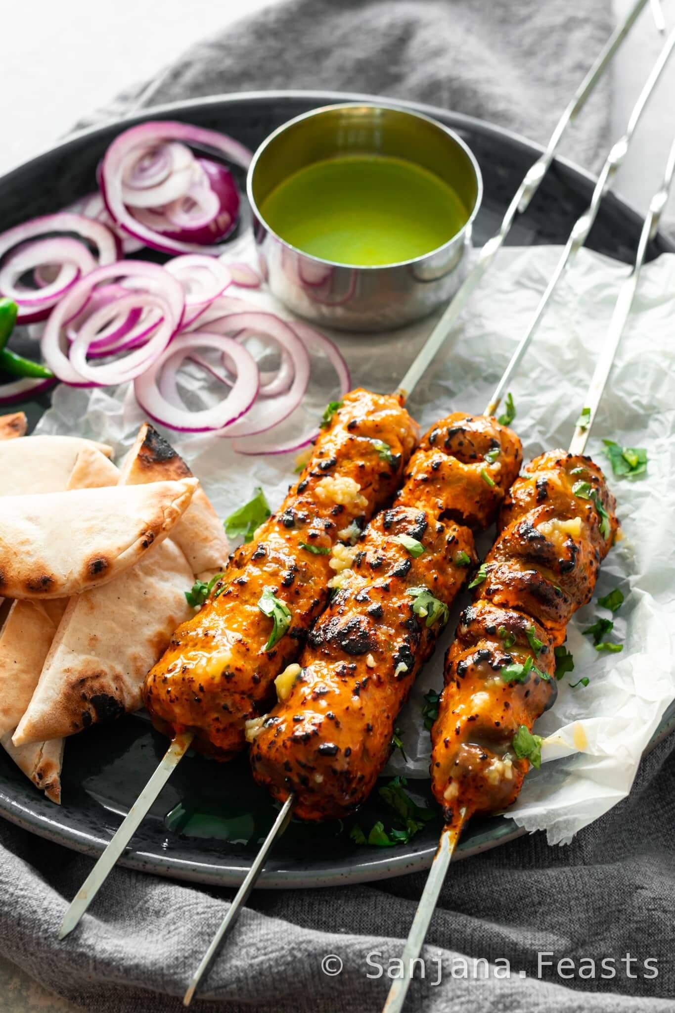 Indian tandoori recipes
